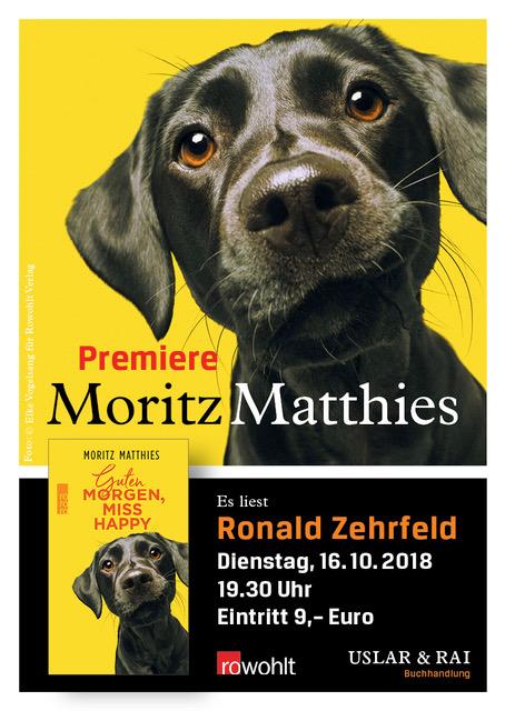 Moritz Matthies Guten Morgen Miss Happy Uslar Rai